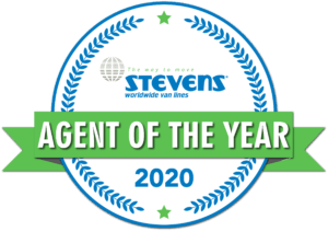 2020 stevens agent of the year
